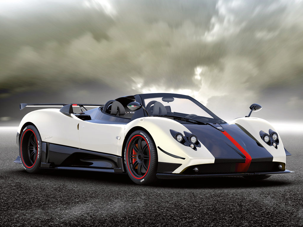 pagani automobili pagani zonda cinque roadster. Black Bedroom Furniture Sets. Home Design Ideas