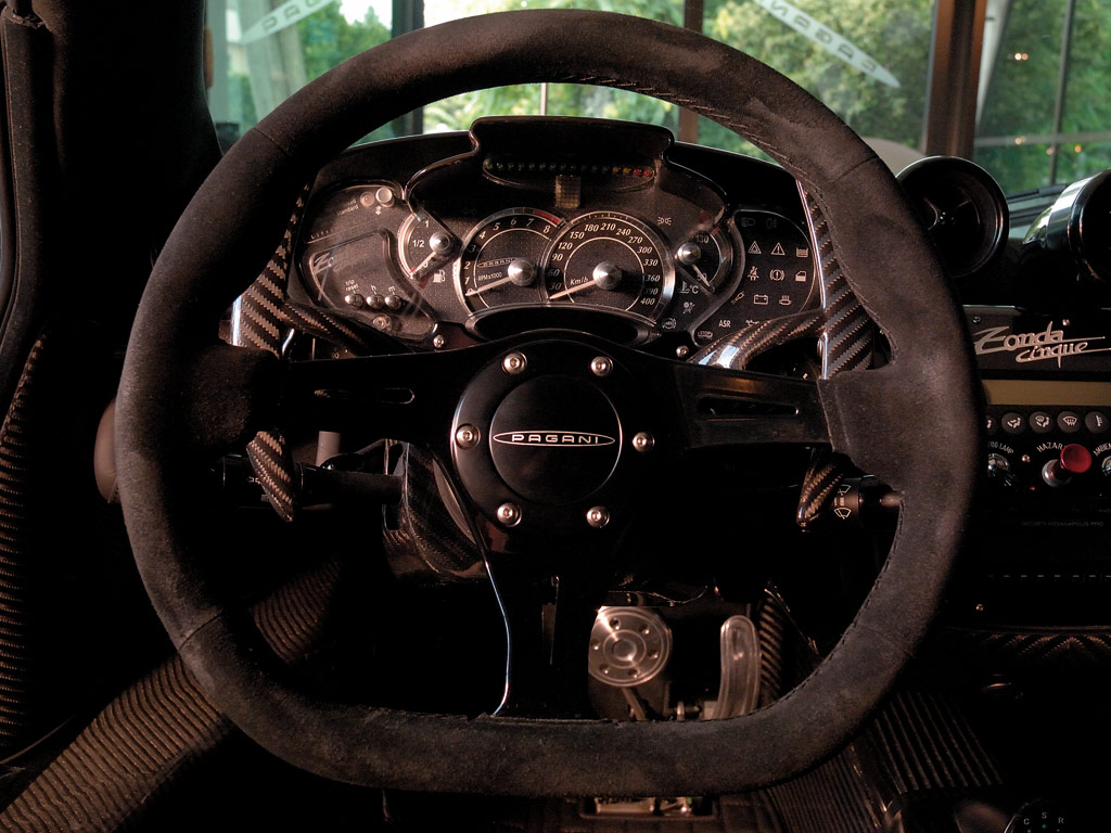 Pagani Automobili Pagani Zonda Cinque