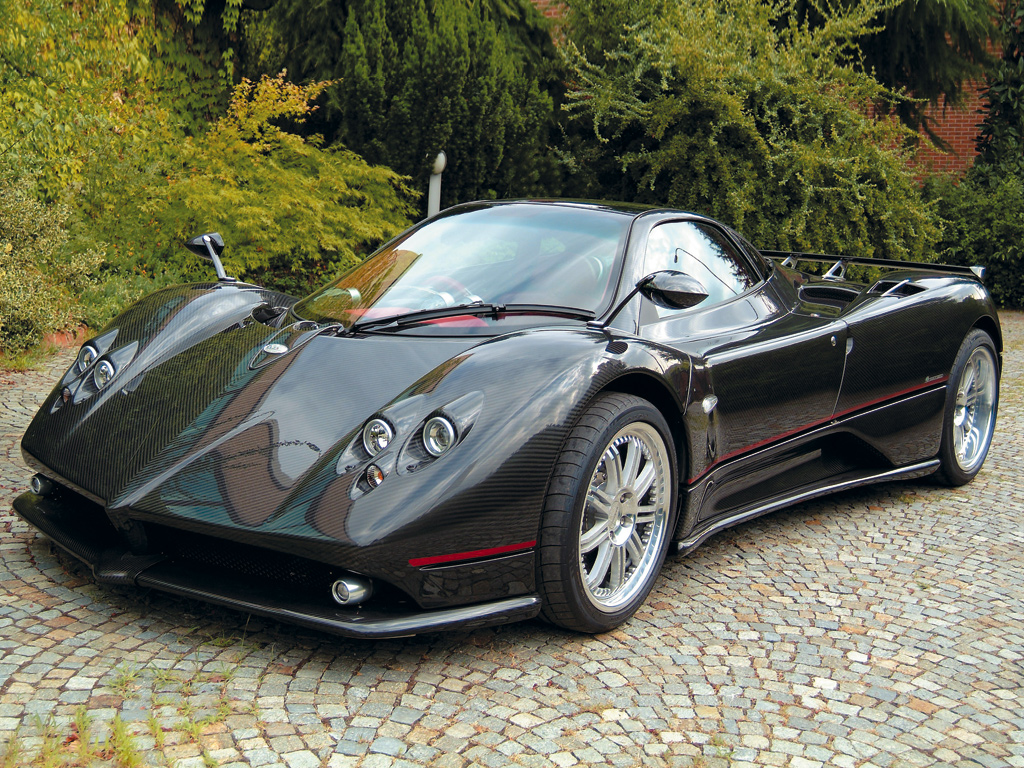 Cars Blog Pagani Zonda F